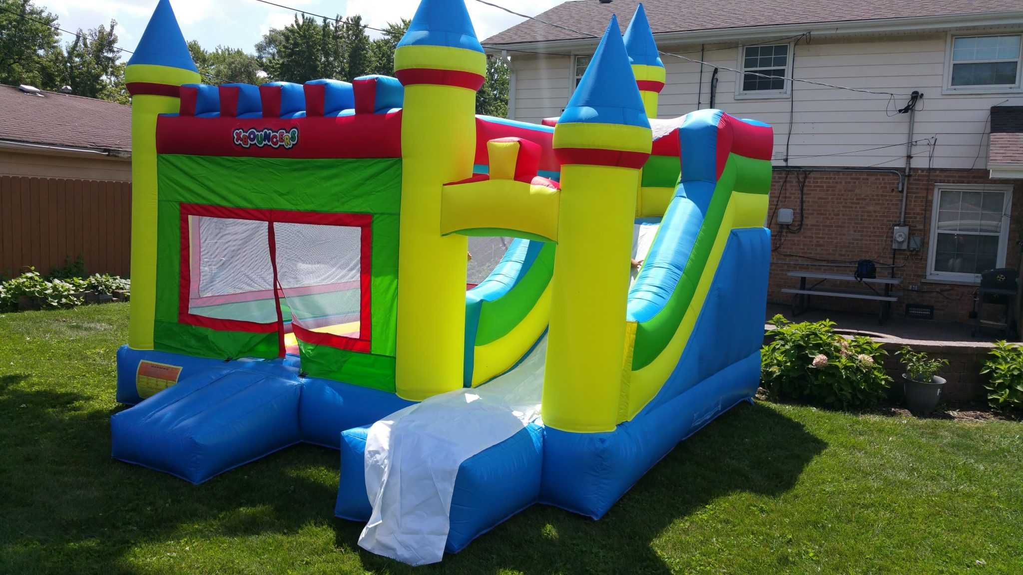 2 big 2 bounce bounce my house 60 bouncy house rentals